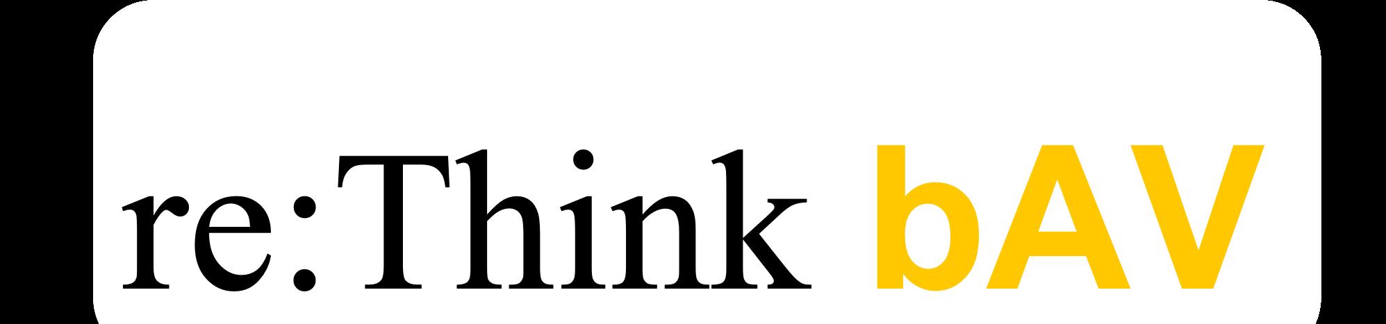 re:Think bAV